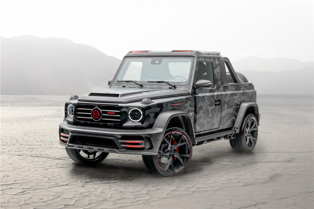 MANSORY G级Star trooper pickup